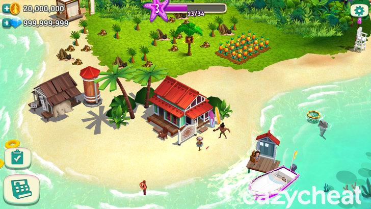 скачать игру Farmville Tropic Escape - фото 2