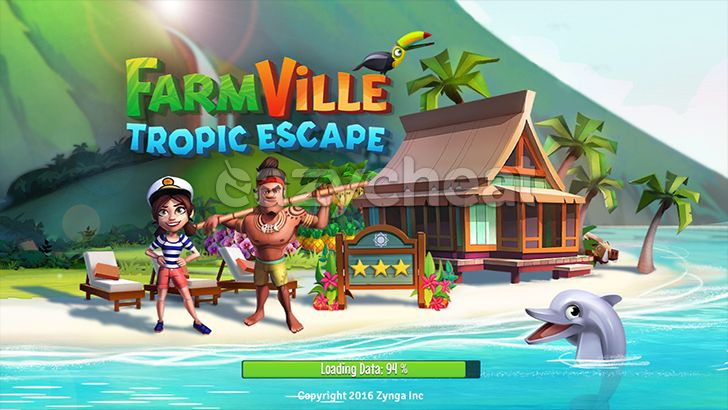 FarmVille: Tropic Escape v1.0.266 Cheats