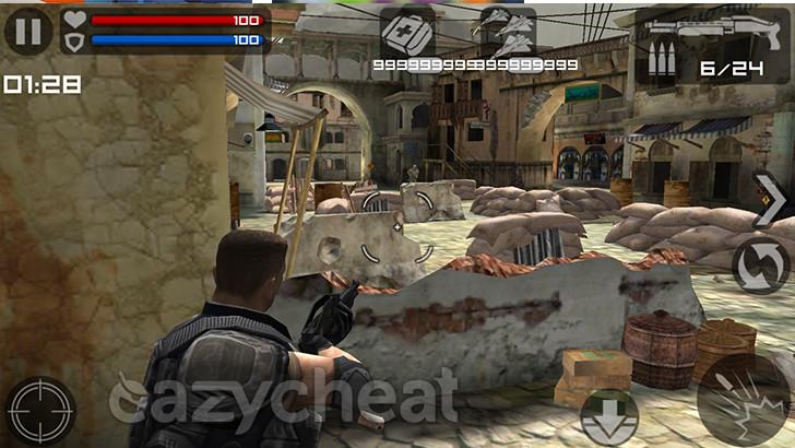 commando zero games