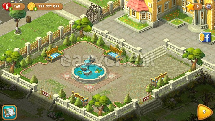 Attractive Gardenscapes   New Acres V1.0.0 Cheats