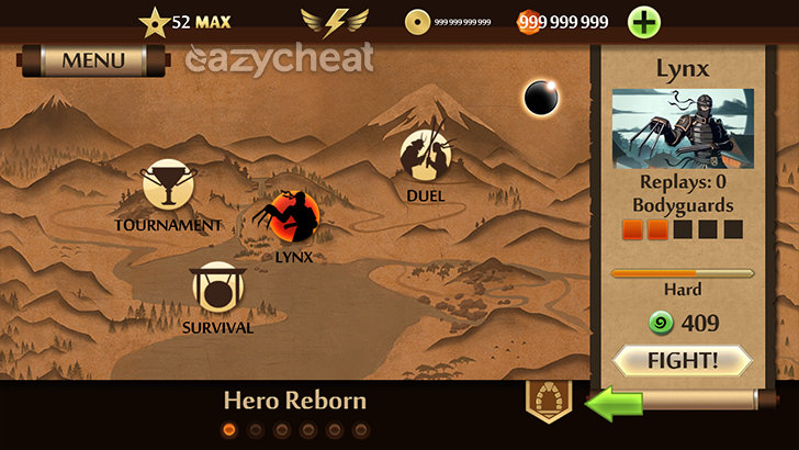 shadow fight 2 hack version for android