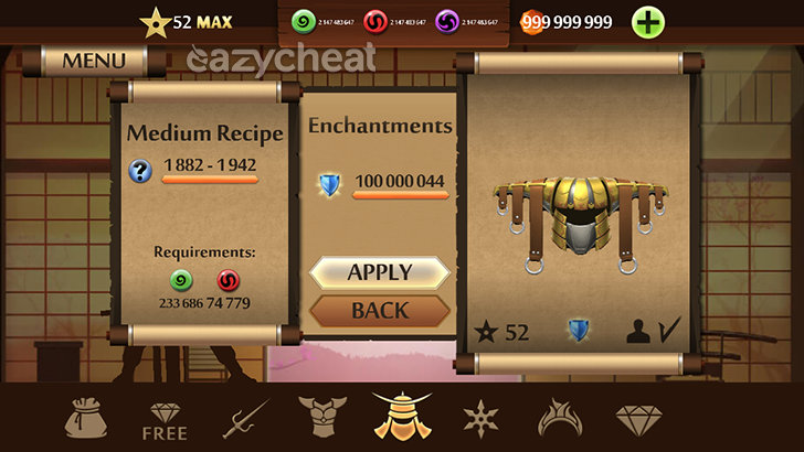 Shadow fight 2 v1. 9. 18 cheat easiest way to cheat android games.