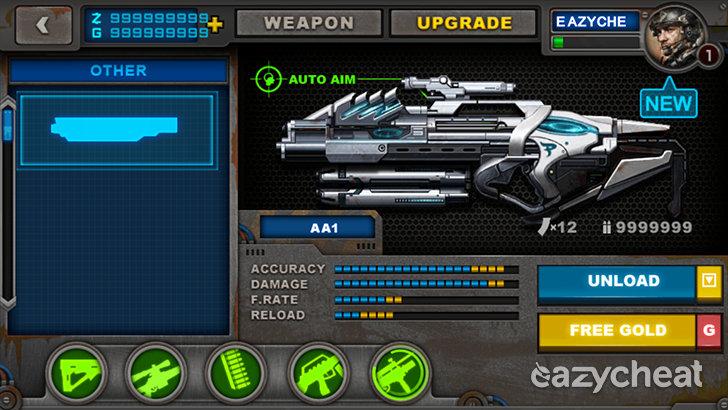 SWAT v1.3 Cheats