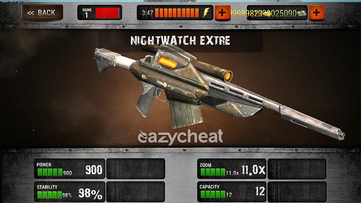 zombie hunter apocalypse hack